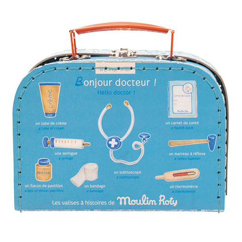 Moulin Roty Doctor Suitcase