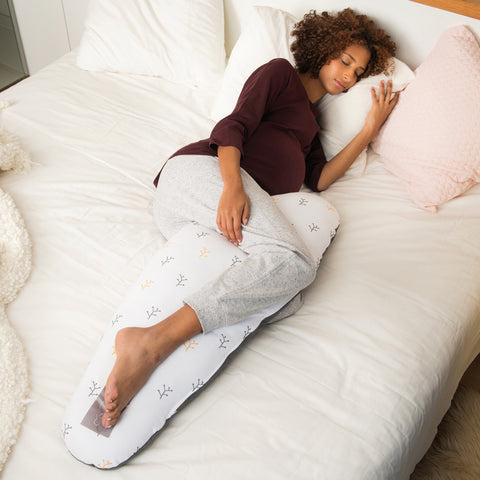 Doomoo Sleepy Drops - Large pregnancy cushion