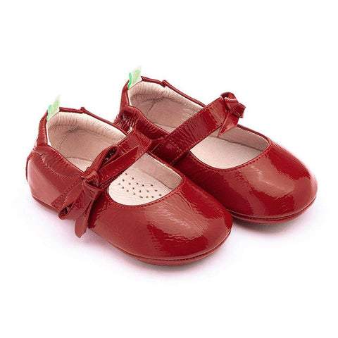 Tip Toey Joey Dorothy - Patent Red