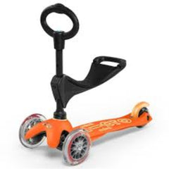 Micro Mini 3in1 Deluxe Kickboard