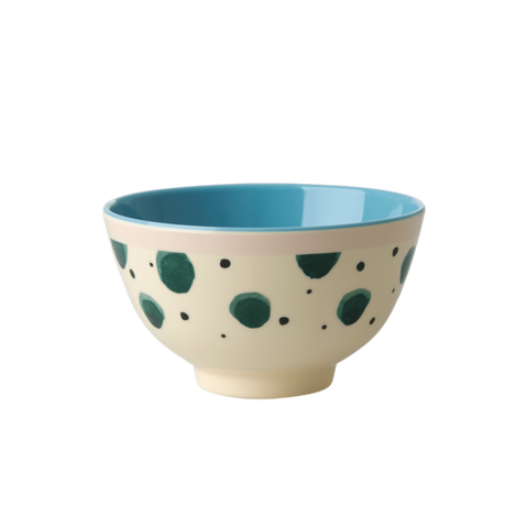 Rice Melamine Bowl - Medium