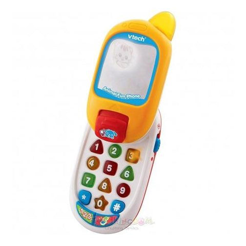 V-Tech Animal Fun Slide Phone