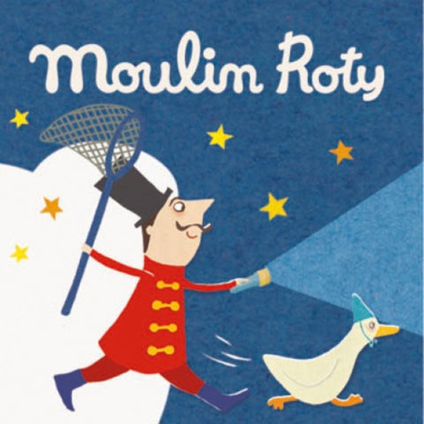 Moulin Roty  storybook torch Les Petites Merveilles