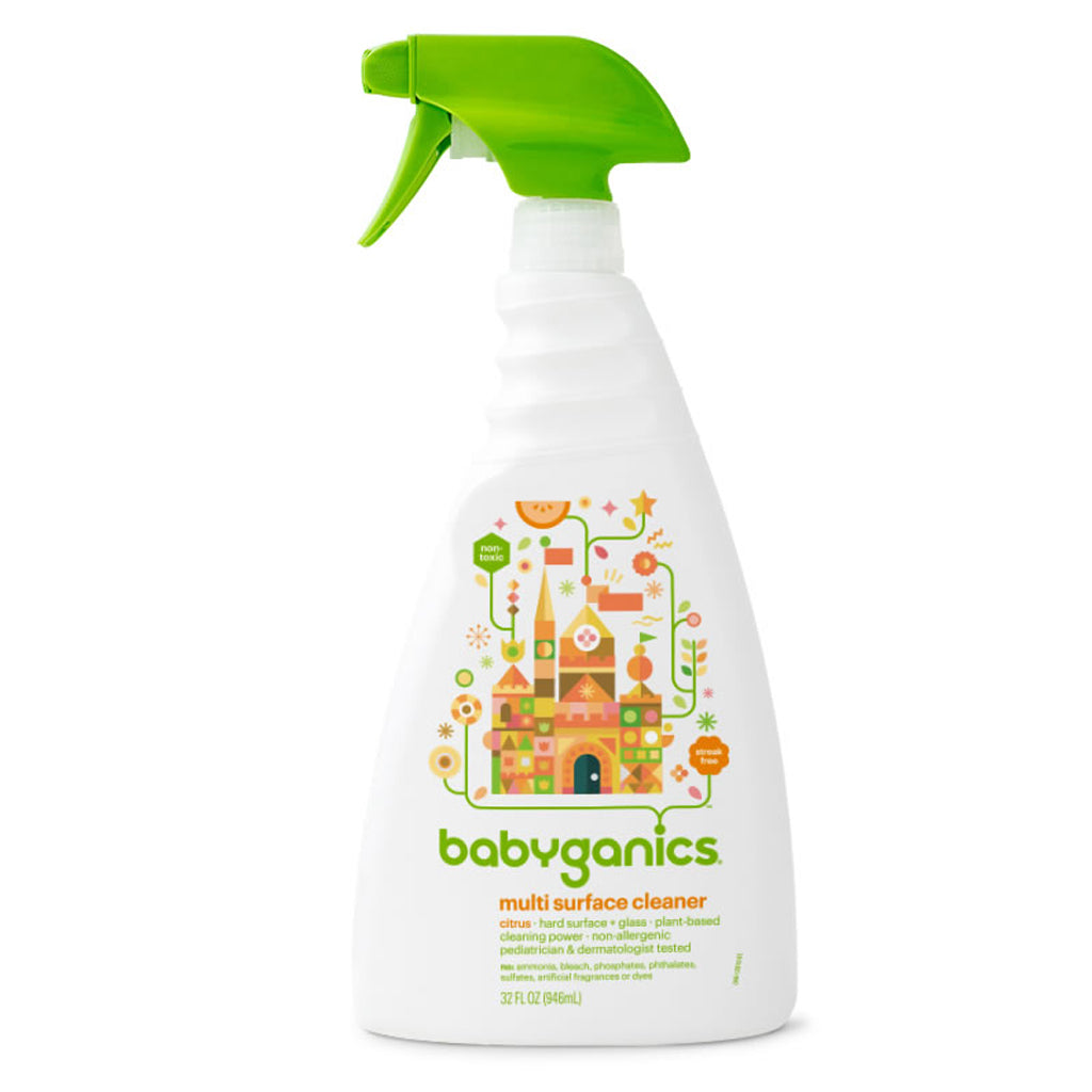 Babyganics All Purpose Citrus Grime Fighter 32oz