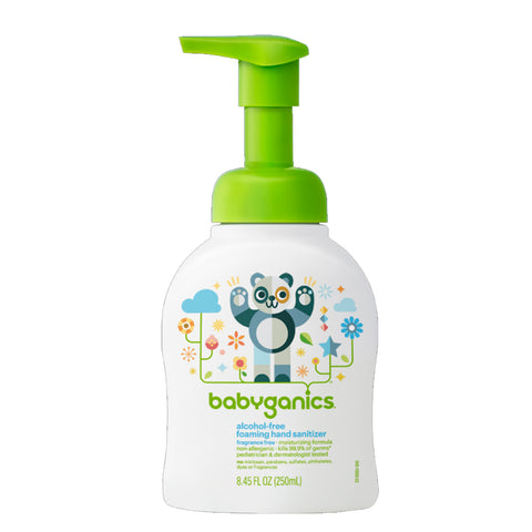 Babyganics Alcohol Free Hand Sanitizer 8.45oz