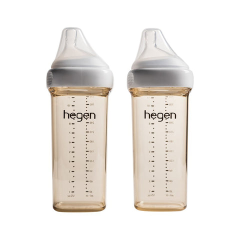 Hegen PCTO™ 330ml/11oz Feeding Bottle PPSU (2-pack)