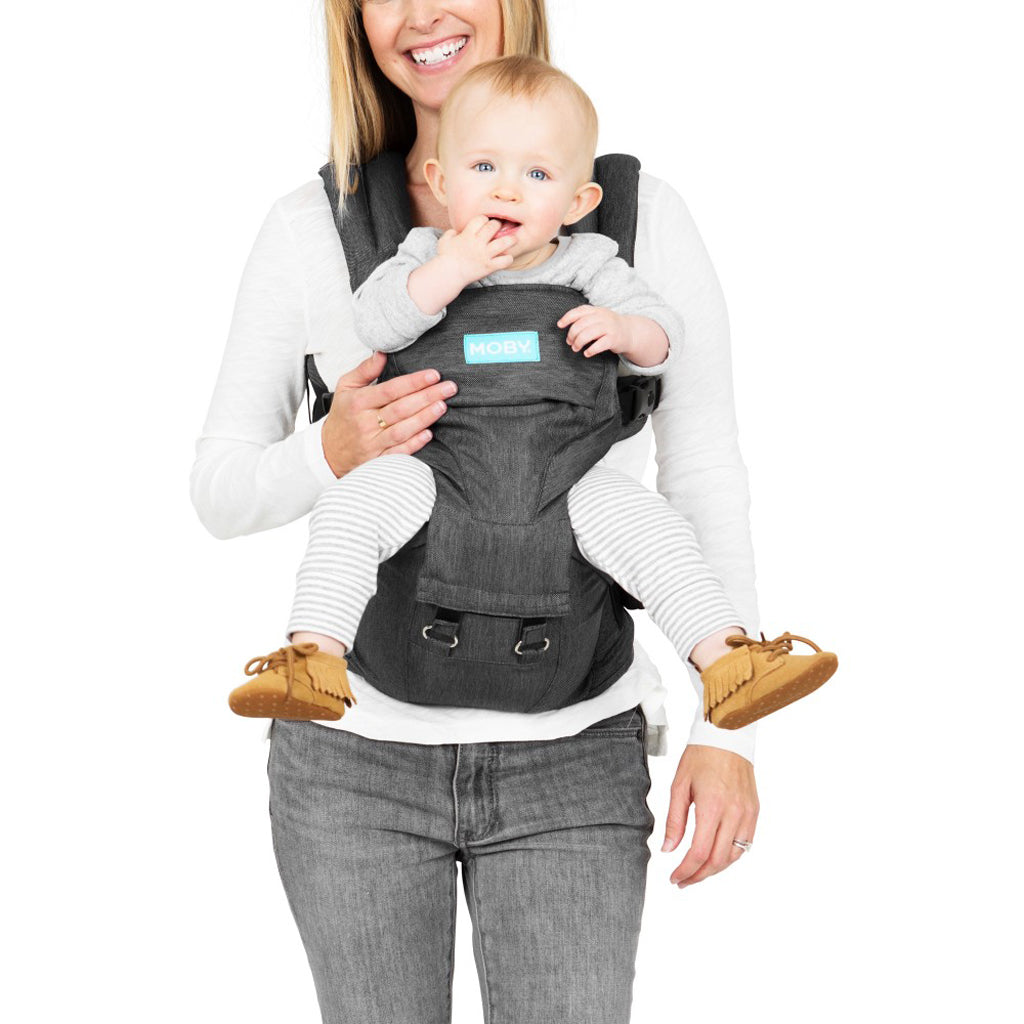 83648646d4c Moby 2 in 1 Carrier + Hip Seat – Motherswork Express