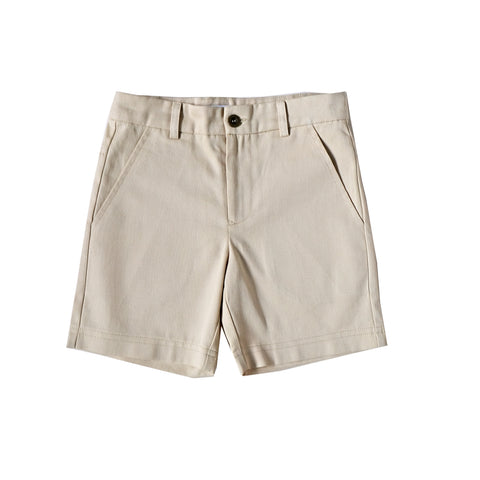 Sea Apple Khaki Bermudas