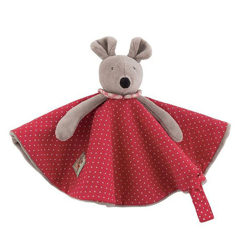 Moulin Roty Security Blanket Nini the Mouse