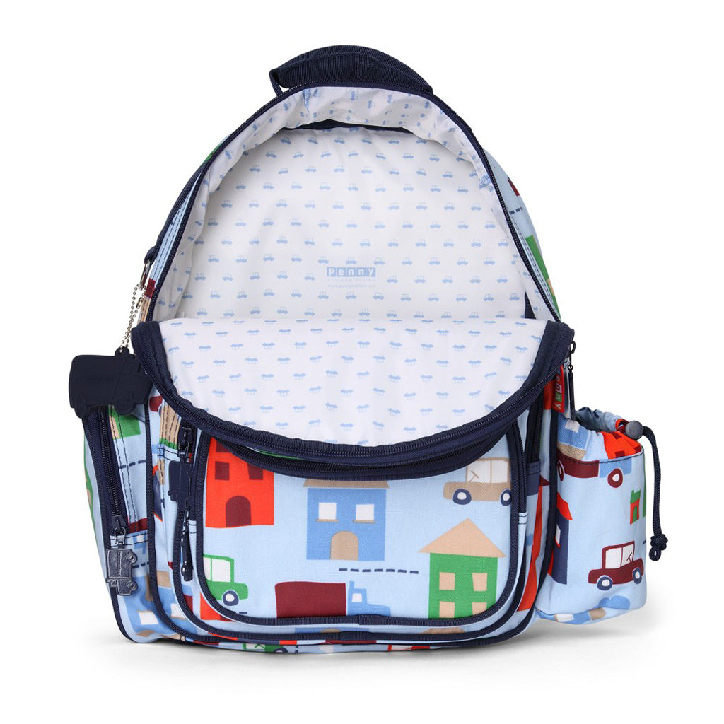 Penny Scallan Design Big City Large Backpack