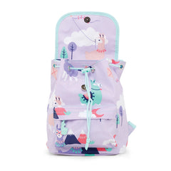 Penny Scallan Design Loopy Llama Top Loader Backpack