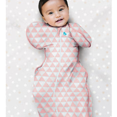 Love to Swaddle Bamboo Lite Coral