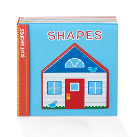 Melissa & Doug Soft Shapes Book