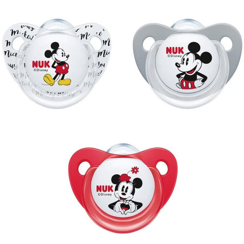 NUK Mickey Silicone Soother