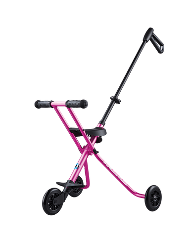 Micro Scooter Trike Deluxe Pink
