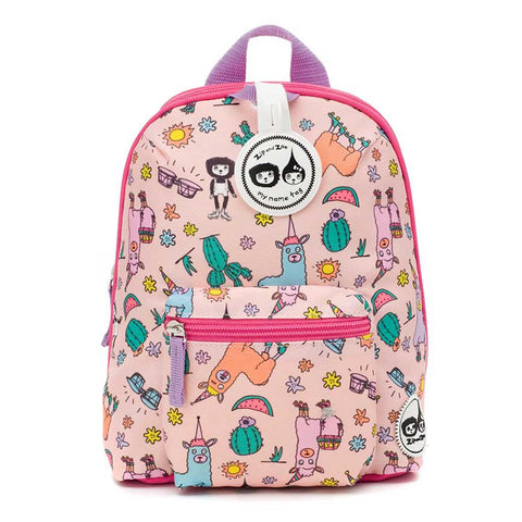 Babymel Zip & Zoe Mini Llama Backpack