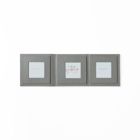 Mini Photo Frame by Bynd Artisan - Taupe