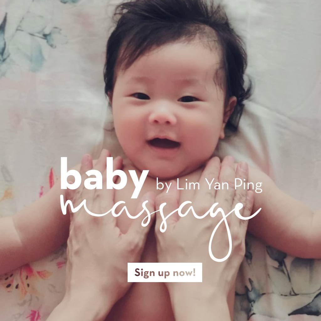 Baby Massage Class with Lim Yan Ping @ motherswork | Great World