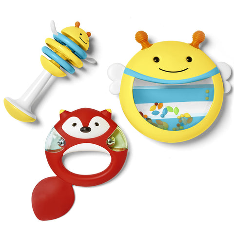 Skip Hop Explore & More Musical Instrument - 3 Piece
