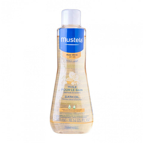Mustela Bath Oil for Dry Skin