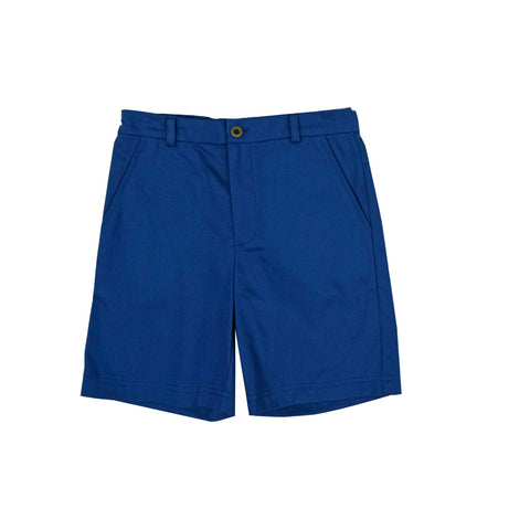 Sea Apple Navy Bermudas