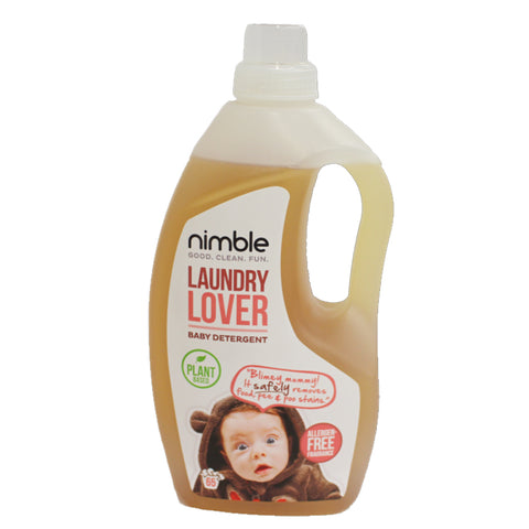 Nimble Baby Laundry Lover