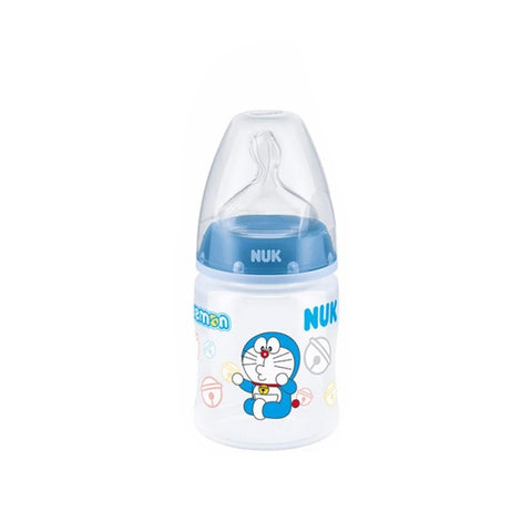NUK Doraemon 150Ml Pp Bottle/ Silicone Teat S1 M