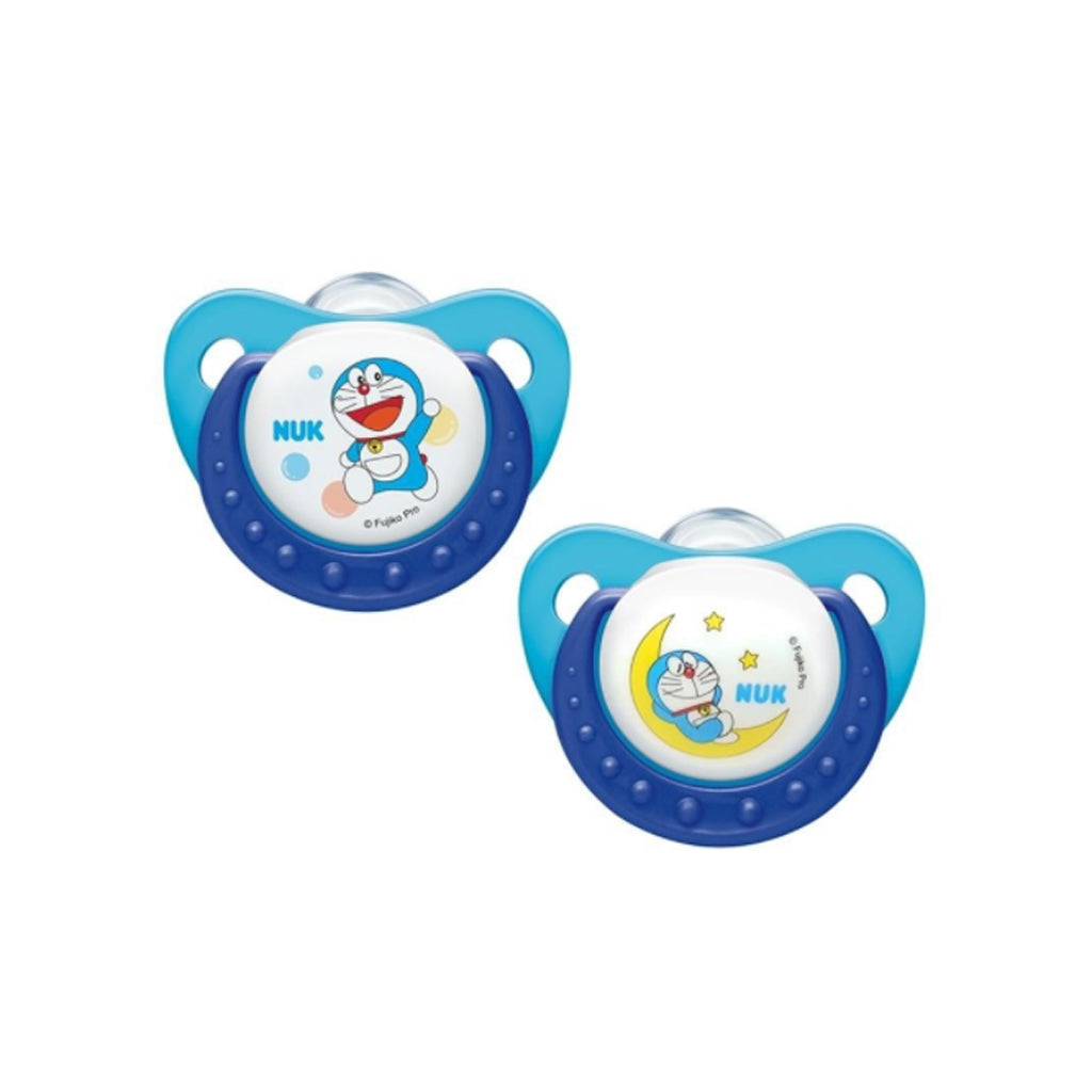 NUK- Doraemon Silicone Soother