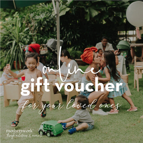 Motherswork Gift Vouchers (Online use only)