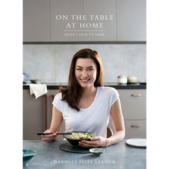 On the Table at Home Cookbook