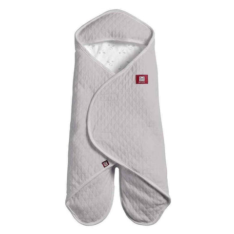 Red Castle Babynomade Lightweight Blanket Pearl Grey