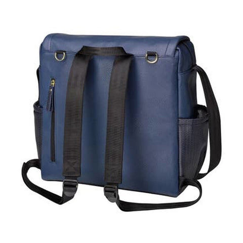 Petunia Pickle Bottom Boxy Backpack Night Sky Leatherette