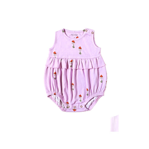Sea Apple This Way To L.O.L.T Lavender Bloomers Playsuit