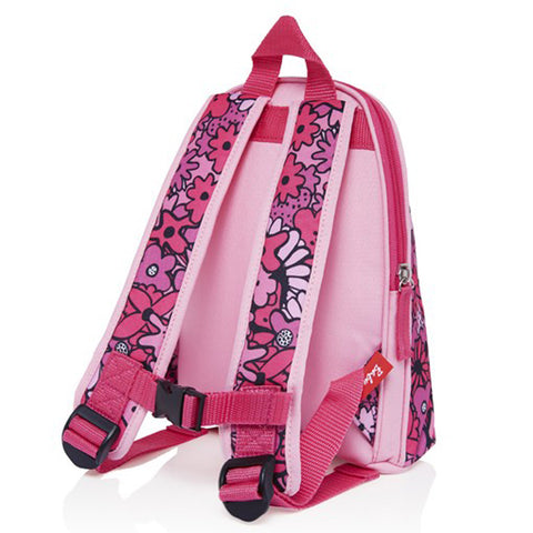 Babymel Zip & Zoe Mini 1-4Y Floral Pink Backpack
