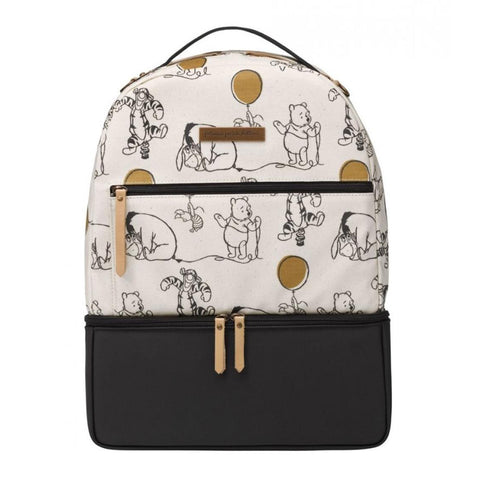 Petunia Pickle Bottom Axis Backpack (Winnie The Pooh)