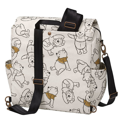Petunia Pickle Bottom Boxy Backpack (Winnie The Pooh)