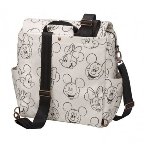 Petunia Pickle Bottom Boxy Backpack (Mickey & Minnie)