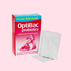 OptiBac For Your Child's Health 10 Sachets