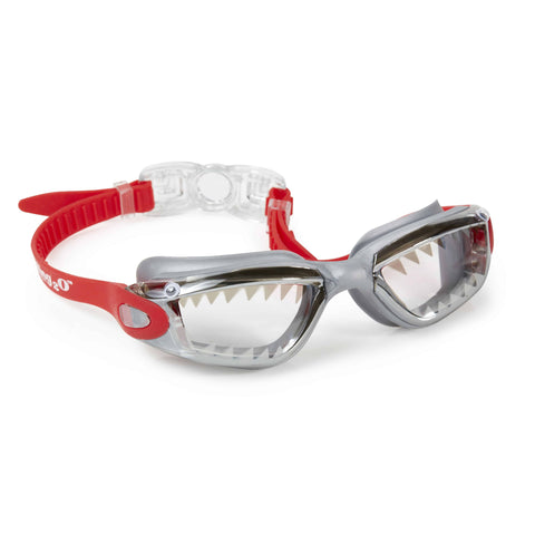 Bling2O Swimming Goggles - Jawsome Shark Grey