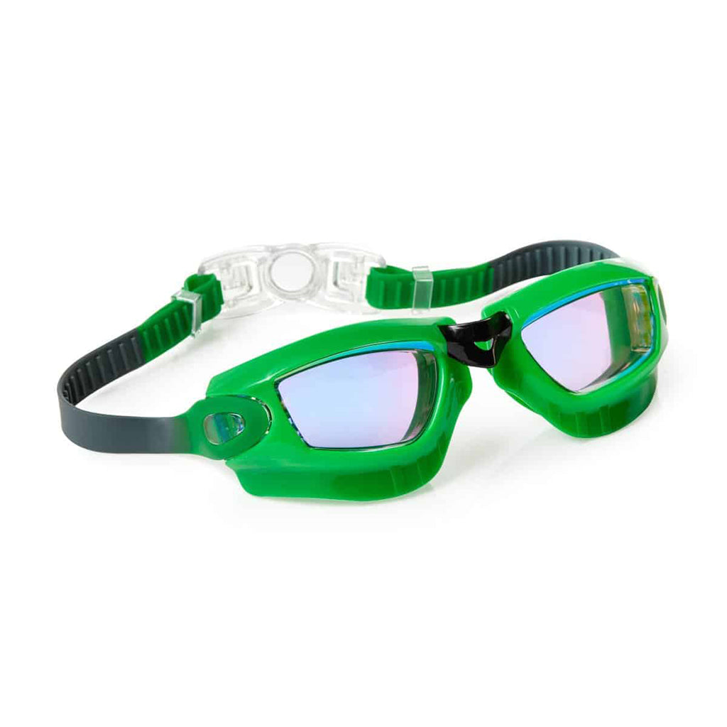 Bling2O Swimming Goggles - Galaxy Green