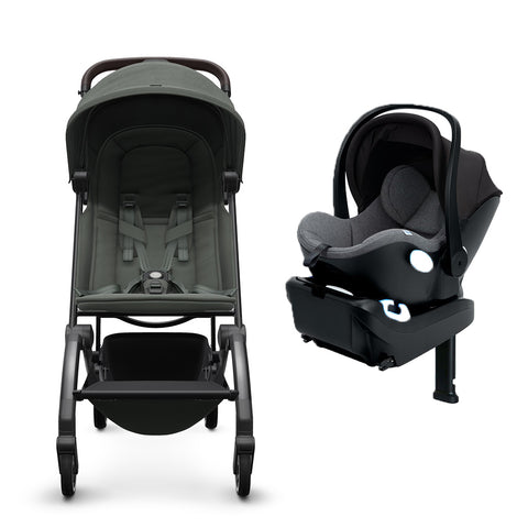 Joolz Aer and Clek Liing Infant Car Seat Promotion