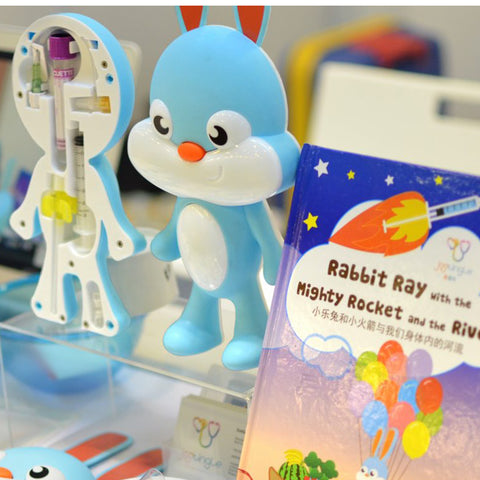Joytingle Rabbit Ray Medical Play Kit