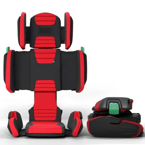 Mifold Hifold Fit & Fold Booster Car Seat - Sports Edition