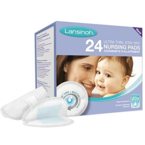 Lansinoh Disposable Nursing Pad - 24 pads