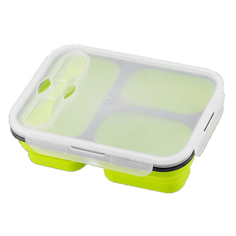 Haakaa Silicone Collapsible Lunchbox
