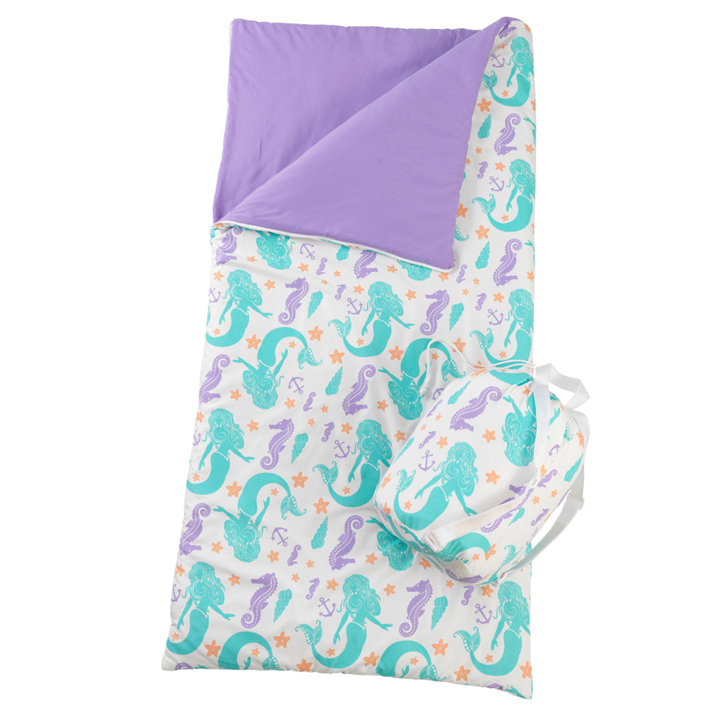 KidKraft Sleeping Bag (Mermaids)