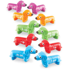 Learning Resources Snap & Learn Rhyming Pups