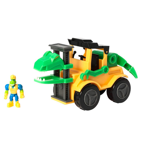 Educational Insights Snap the Velociraptor Forklift
