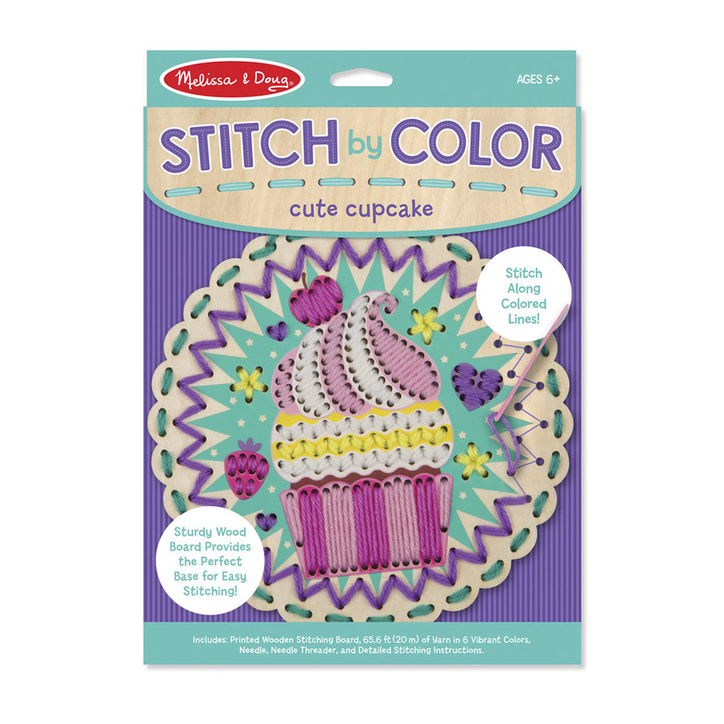Melissa & Doug Stitch by Color