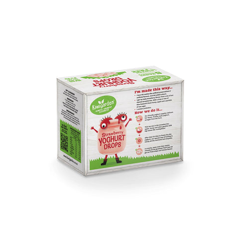 KiwiGarden Strawberry Yoghurt Drops